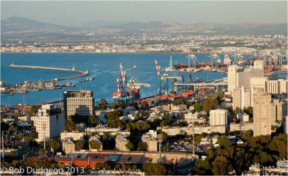 Port of Haifa