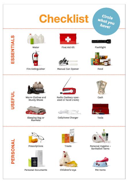 Checklist Page